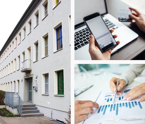 Immobilienverwaltung durch die wohndienstjena GmbH