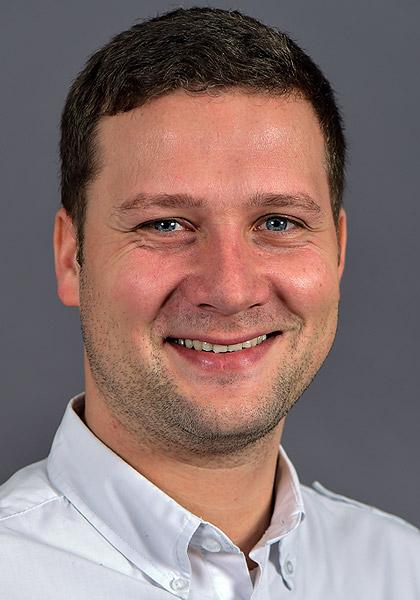 Marko Roß, Verwalter für Wohnungseigentum bei der wohndienstjena GmbH