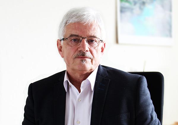 Peter Merbach, Verwalter für Wohnungseigentum bei der wohndienstjena GmbH